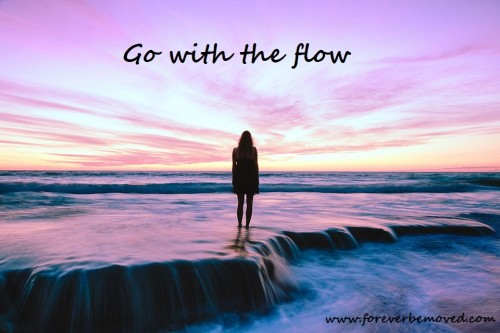 How to go with the flow when dating