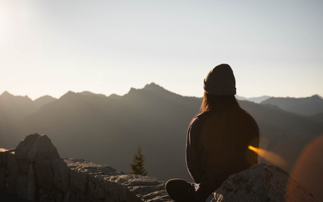 How to Find Yourself When You're Feeling Lost